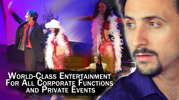 Magician Entertainer : Kenley Browne